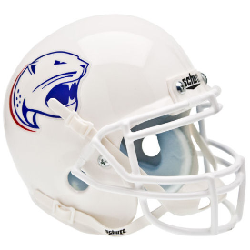 South Alabama Jaguars Schutt XP Authentic Mini Football Helmet