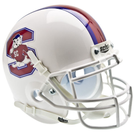 South Carolina State Bulldogs Schutt XP Authentic Mini Football Helmet