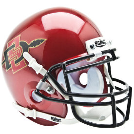 San Diego State Aztecs Schutt XP Authentic Mini Football Helmet