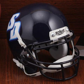 San Diego Toreros Schutt XP Authentic Mini Football Helmet