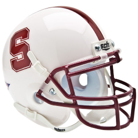 Stanford Cardinal Schutt XP Authentic Mini Football Helmet