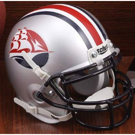 Shippensburg Red Raiders Schutt XP Authentic Mini Football Helmet