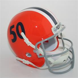 Illinois Fighting Illini 1962-64 Throwback Schutt Authentic Mini Football Helmet