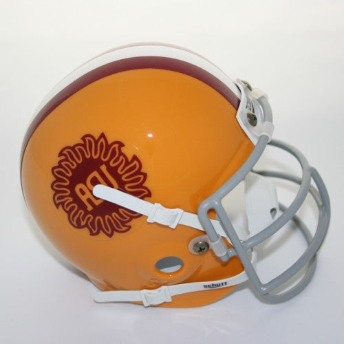 Arizona State Sun Devils 1976-80 Throwback Schutt Authentic Mini Football Helmet