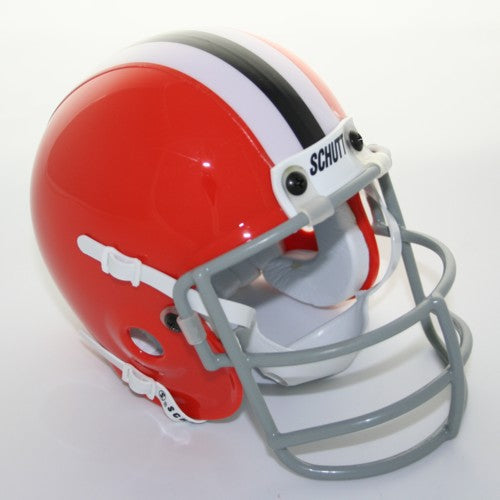 Clemson Tigers 1959 Throwback Schutt Authentic Mini Football Helmet