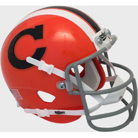 Clemson Tigers 1965 Throwback Schutt Authentic Mini Football Helmet