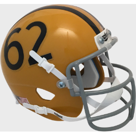 Colorado Buffaloes 1962 Throwback Schutt Authentic Mini Football Helmet