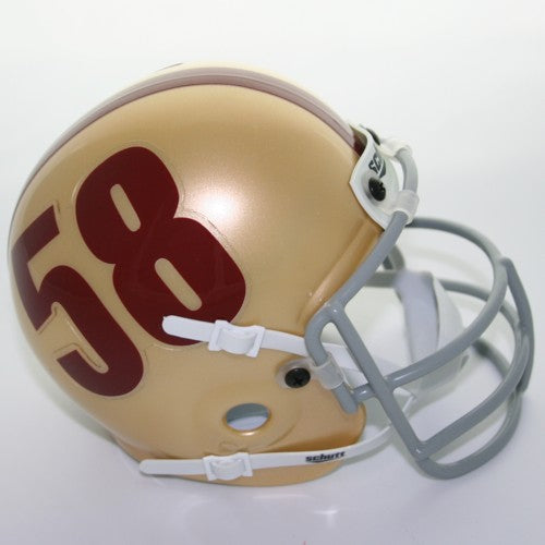 Florida State Seminoles 1958 Throwback Schutt Authentic Mini Football Helmet