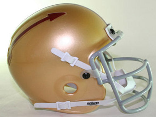 Florida State Seminoles 1962 'Arrow War Party' Throwback Schutt Authentic Mini Football Helmet