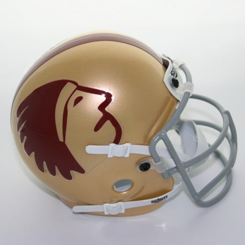 Florida State Seminoles 1962 'Chiefs 2-Way' Throwback Schutt Authentic Mini Football Helmet