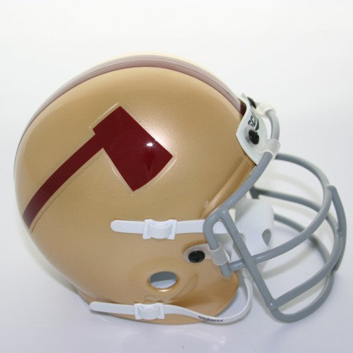 Florida State Seminoles 1962 'Tomahawk Renegade' Throwback Schutt Authentic Mini Football Helmet
