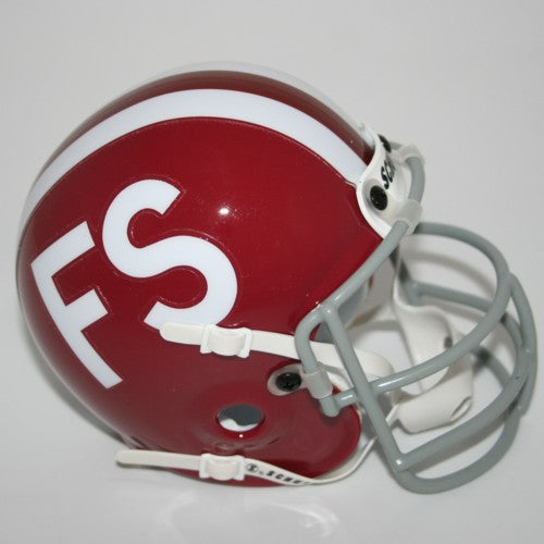 Florida State Seminoles 1968 'Peach Bowl' Throwback Schutt Authentic Mini Football Helmet
