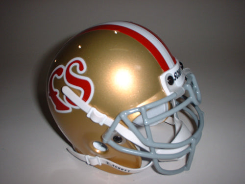 Florida State Seminoles 1970 Throwback Schutt Authentic Mini Football Helmet