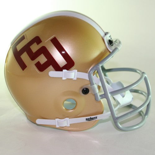Florida State Seminoles 1975 Throwback Schutt Authentic Mini Football Helmet