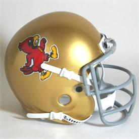 Iowa State Cyclones 1967 Throwback Schutt Authentic Mini Football Helmet