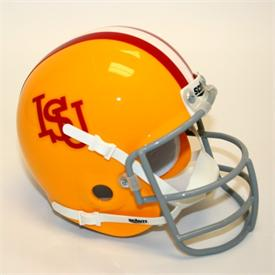 Iowa State Cyclones 1968-74 Throwback Schutt Authentic Mini Football Helmet