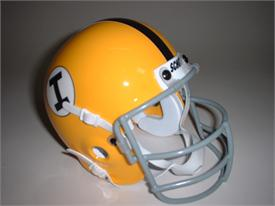 Iowa Hawkeyes 1965 Throwback Schutt Authentic Mini Football Helmet