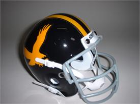 Iowa Hawkeyes 1972 Throwback Schutt Authentic Mini Football Helmet
