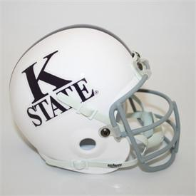 Kansas State Wildcats 1966-68 Throwback Schutt Authentic Mini Football Helmet