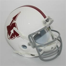 Mississippi State Bulldogs 1969 Throwback Schutt Authentic Mini Football Helmet
