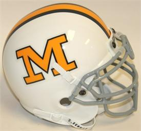 Maryland Terrapins 1972-1981 Throwback Schutt Authentic Mini Football Helmet