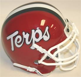 Maryland Terrapins 1991 Throwback Schutt Authentic Mini Football Helmet