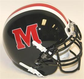 Maryland Terrapins 1992-96 Throwback Schutt Authentic Mini Football Helmet