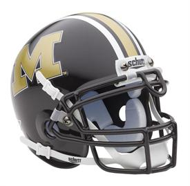 Missouri Tigers 1996-2011 Throwback Schutt Authentic Mini Football Helmet