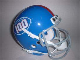 Ole Miss Rebels 1969 Throwback Schutt Authentic Mini Football Helmet