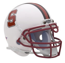 Stanford Cardinal 2002-07 Throwback Schutt Authentic Mini Football Helmet