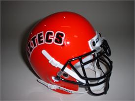 San Diego State Aztecs 1993 Throwback Schutt Authentic Mini Football Helmet