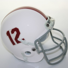 Alabama Crimson Tide 1965 Throwback Schutt Authentic Mini Football Helmet