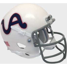 Arizona Wildcats 1973-76 Throwback Schutt Authentic Mini Football Helmet