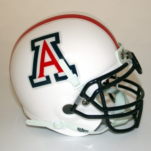 Arizona Wildcats 1990-03 Throwback Schutt Authentic Mini Football Helmet