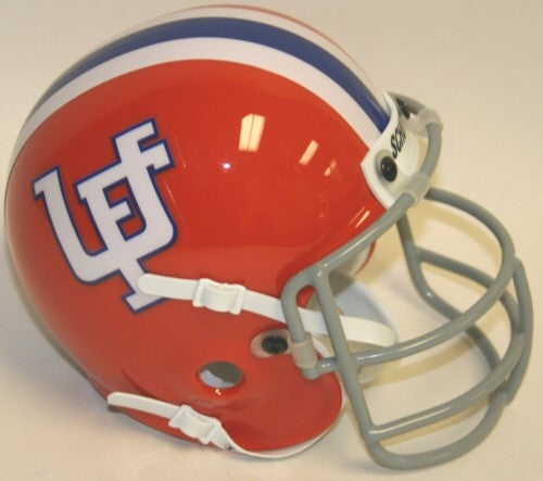 Florida Gators 1971-75 Throwback Schutt Authentic Mini Football Helmet