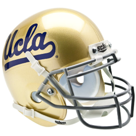 UCLA Bruins Schutt XP Authentic Mini Football Helmet