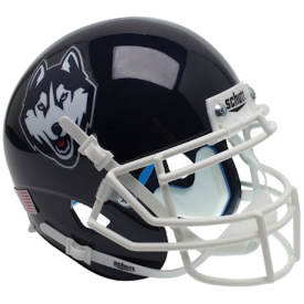 Connecticut Huskies Schutt XP Authentic Mini Football Helmet