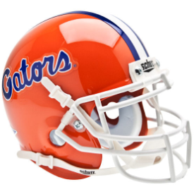 Florida Gators Schutt XP Authentic Mini Football Helmet