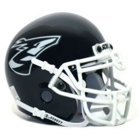 Nebraska Kearney Lopers Schutt XP Authentic Mini Football Helmet