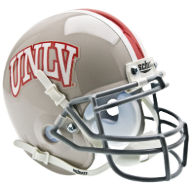 UNLV Runnin' Rebels Schutt XP Authentic Mini Football Helmet