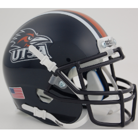 UTSA Roadrunners Schutt XP Authentic Mini Football Helmet