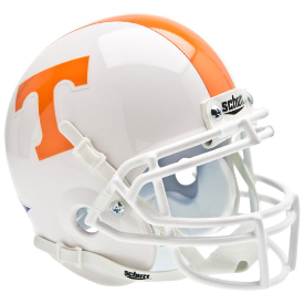 Tennessee Volunteers Schutt XP Authentic Mini Football Helmet