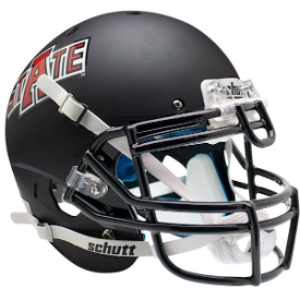 Arkansas State Red Wolves Schutt XP Authentic Full Size Football Helmet