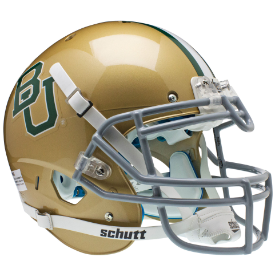 Baylor Bears Schutt XP Authentic Full Size Football Helmet