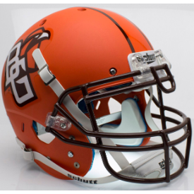 Bowling Green Falcons Schutt XP Authentic Full Size Football Helmet