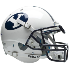 Brigham Young Cougars Schutt XP Authentic Full Size Football Helmet