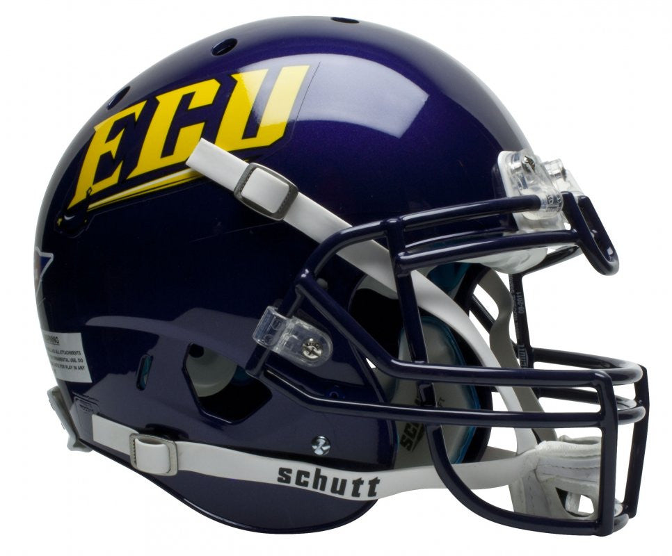 East Carolina Pirates ECU Schutt XP Authentic Full Size Football Helmet