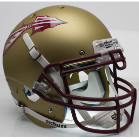 Florida State Seminoles New 2014 Schutt XP Authentic Full Size Football Helmet