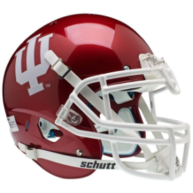 Indiana Hoosiers Schutt XP Authentic Full Size Football Helmet