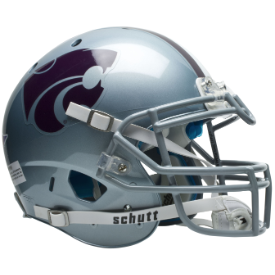 Kansas State Wildcats Schutt XP Authentic Full Size Football Helmet